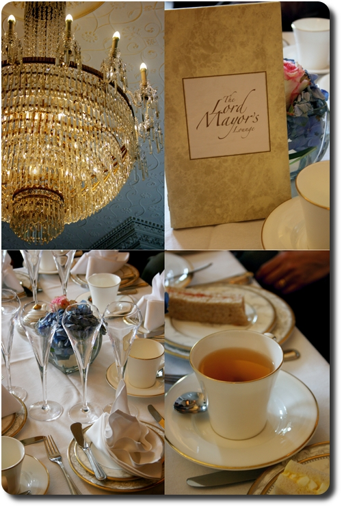 Shelbourn Hotel - afternoon tea in Dublin