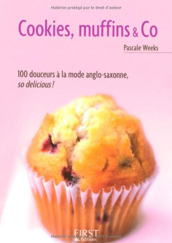 "Livre: ""Cookies, muffins & Co."""