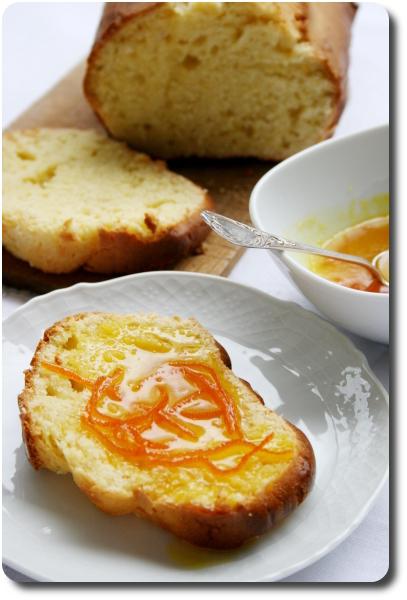 cake la ricotta et au citron de la nonna avec coulis l 39 orange savoirs et saveurs. Black Bedroom Furniture Sets. Home Design Ideas
